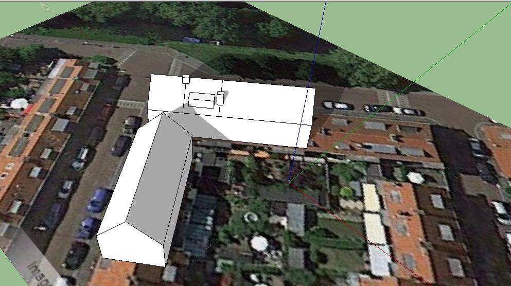 Wat is de invloed van schaduw op uw zonnepanelen - Van schaduw dak ...