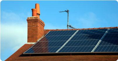 Schaduw op zonnepanelen wat nu - Van schaduw dak ...